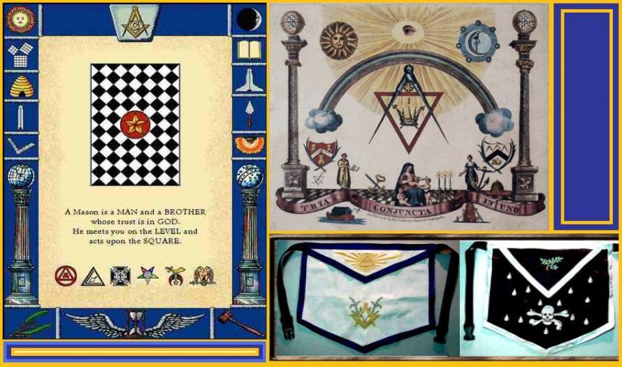 masonic-lodge-symbolism - Unslaved