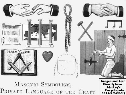 Masonic Symbols Unslaved