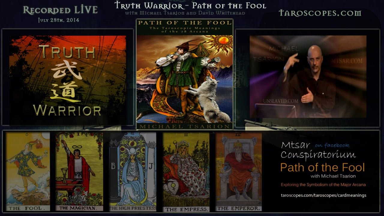strength lust card interview unslaved path of the fool truth warrior interview